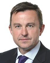 HAYES Brian - 8th Parliamentary term