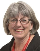 Julie WARD - 8th Parliamentary term