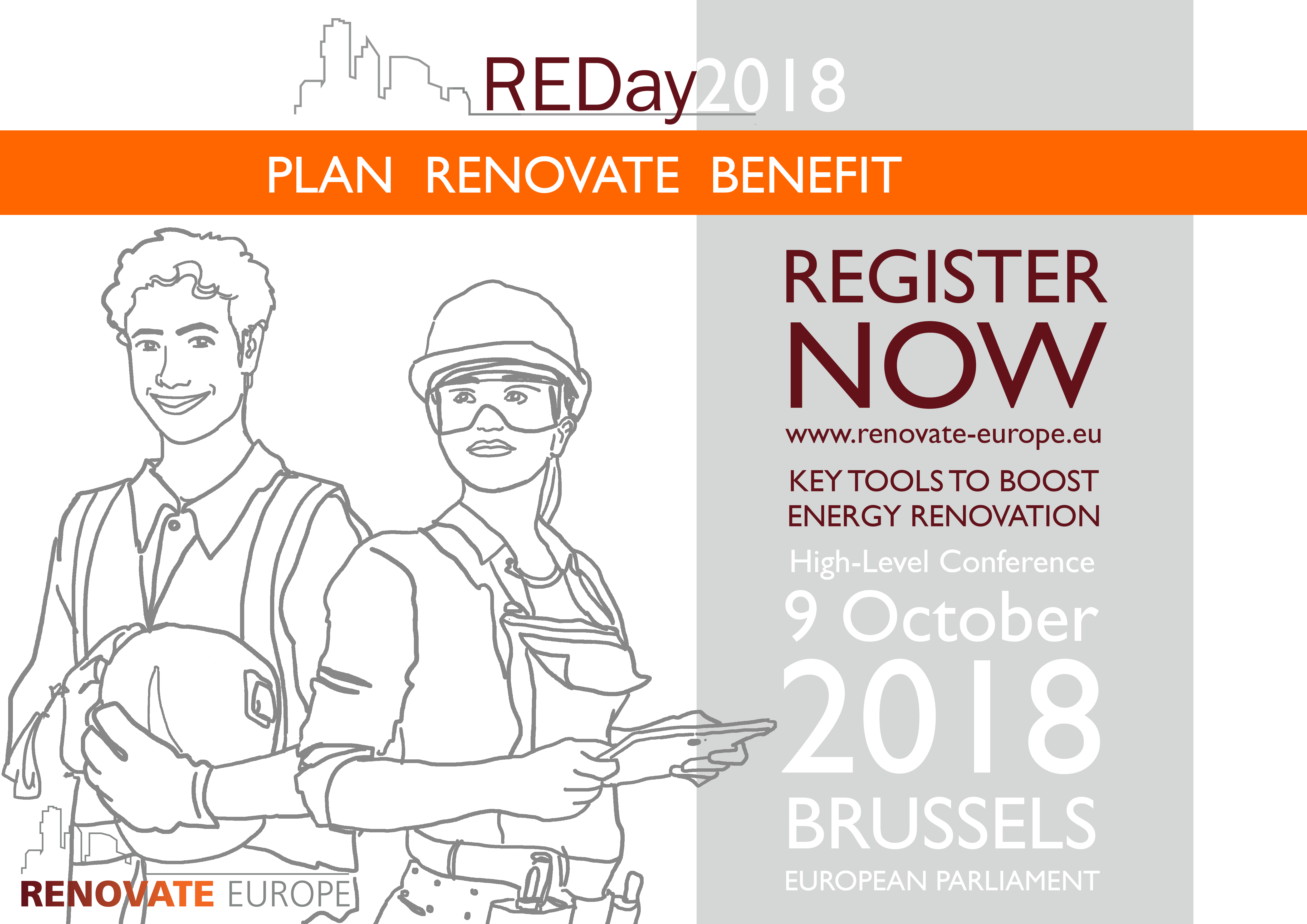 REGISTER NOW REDay2018